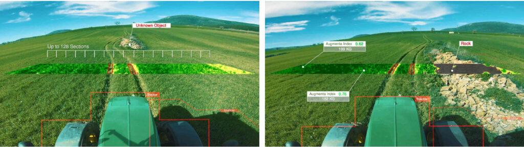 Що бачить та опрацьовує польовий аналізатор Augmenta