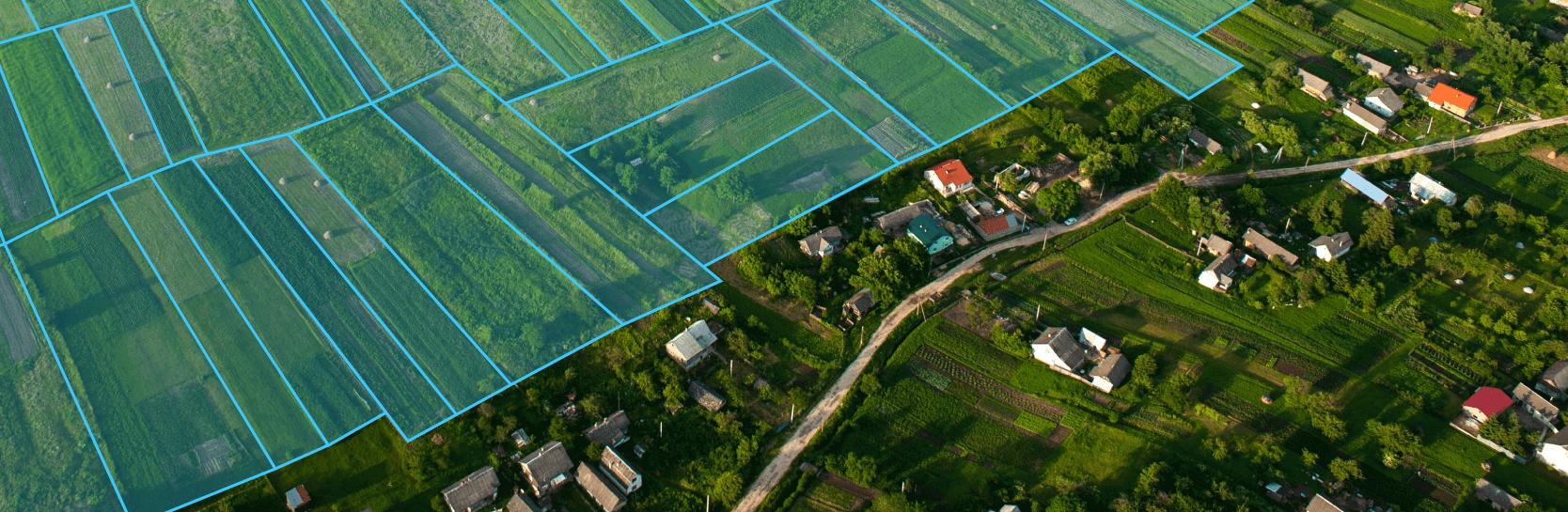 Детальна аналітика земельних ресурсів